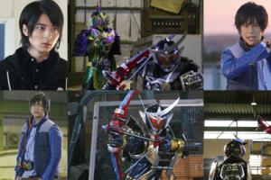 Next Week On Kamen Rider Gaim Episode 17