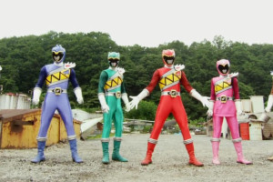 Kyoryuger vs Go-Busters Ranks 4th in Week 2