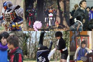 Next Week on Kamen Rider Gaim Episode 22
