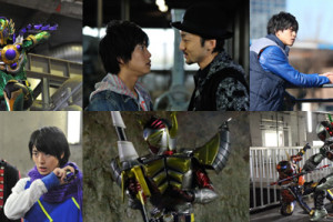 Next Week on Kamen Rider Gaim Episode 21