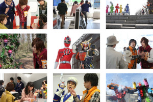 Next Week on Ressha Sentai ToQger and Kamen Rider Gaim: Spring Break Combination Special