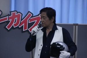 VIDEO: Kikaider, Hakaider & Kamen Rider V3 At Super Festival 65