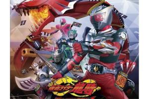 First Images of the Kamen Rider Ryuki Blu-Ray Set