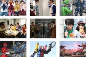Next Week on Ressha Sentai ToQger: Station 14