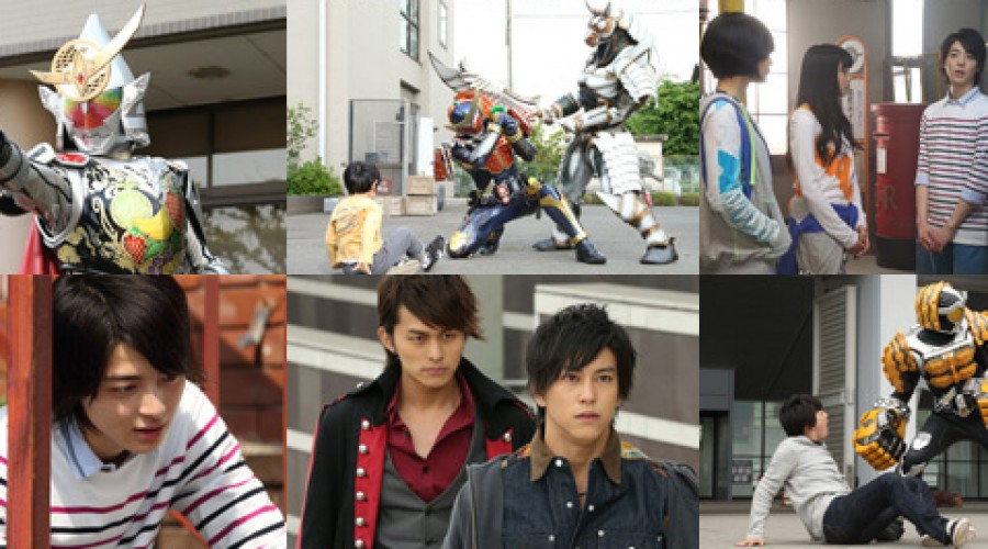 Next Week on Kamen Rider Gaim: Episode 34