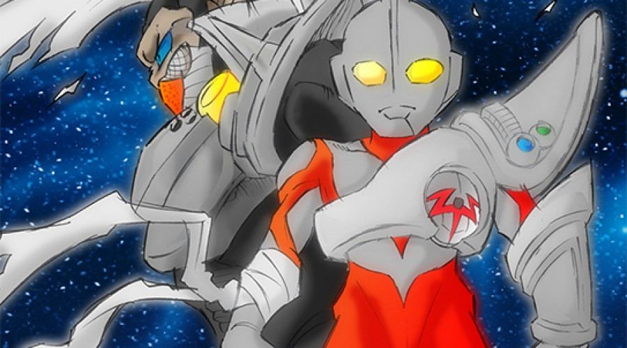 Ultraman: Super Fighter Legend Figures and OVA Re-Released