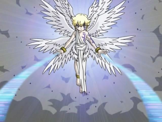The evil Lucemon
