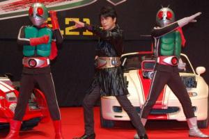 Mitsuhiro Oikawa Announced as Kamen Rider #3 in Superhero Taisen GP