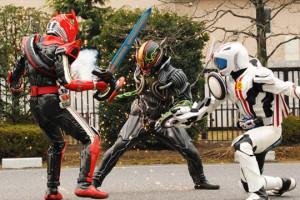 Next Time on Kamen Rider Drive: Episode 18