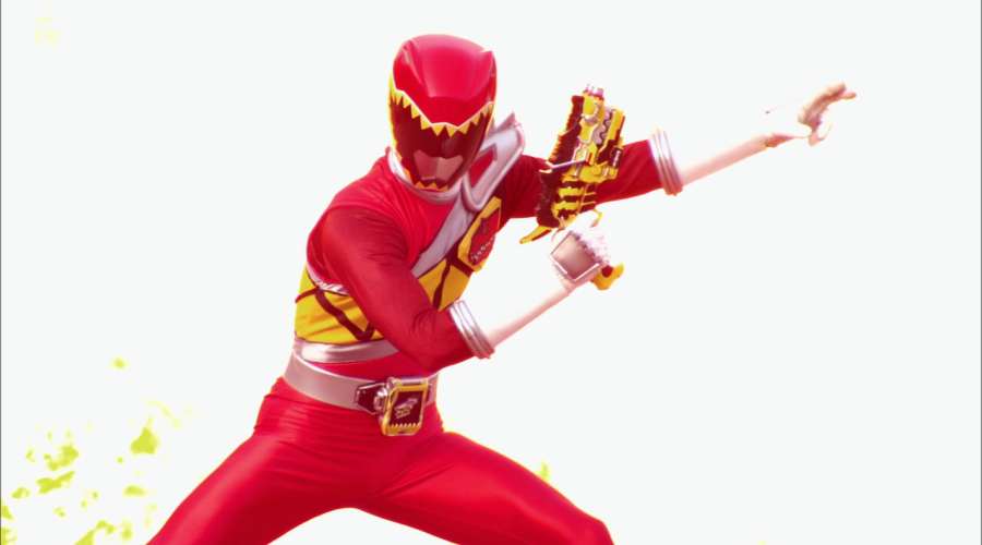 """Weekly Ranger Review: Dino Charge Episode 02, """"Past, Present, and Fusion"""""""