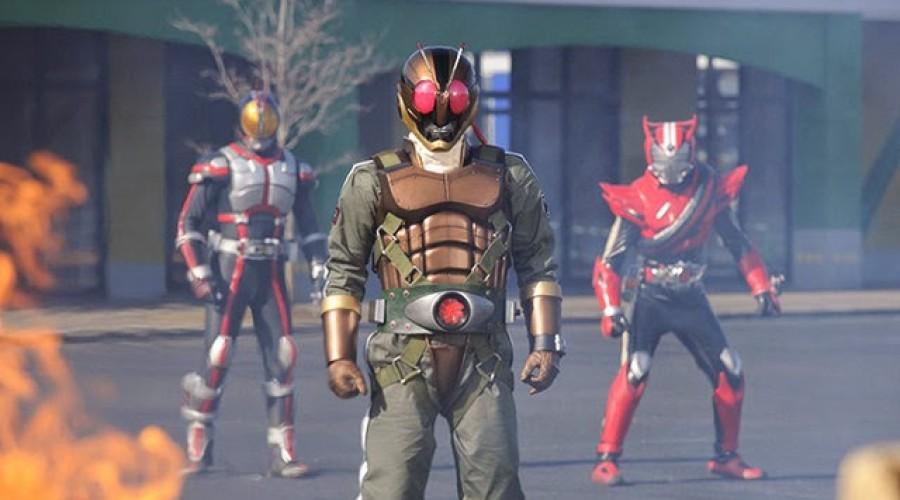 Kamen Rider #4 To Debut in Super Hero Taisen GP Net Movies