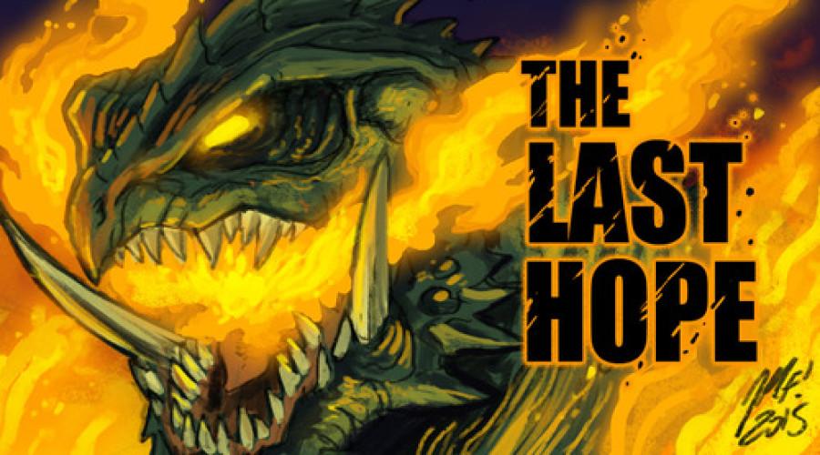 "Fan-made Gamera Comic ""The Last Hope"" Announced"