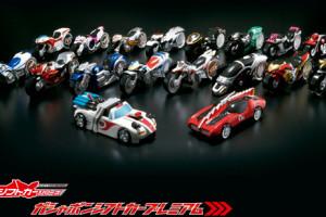 Premium Bandai Kamen Rider Drive Signal Legend Bike Set Announced