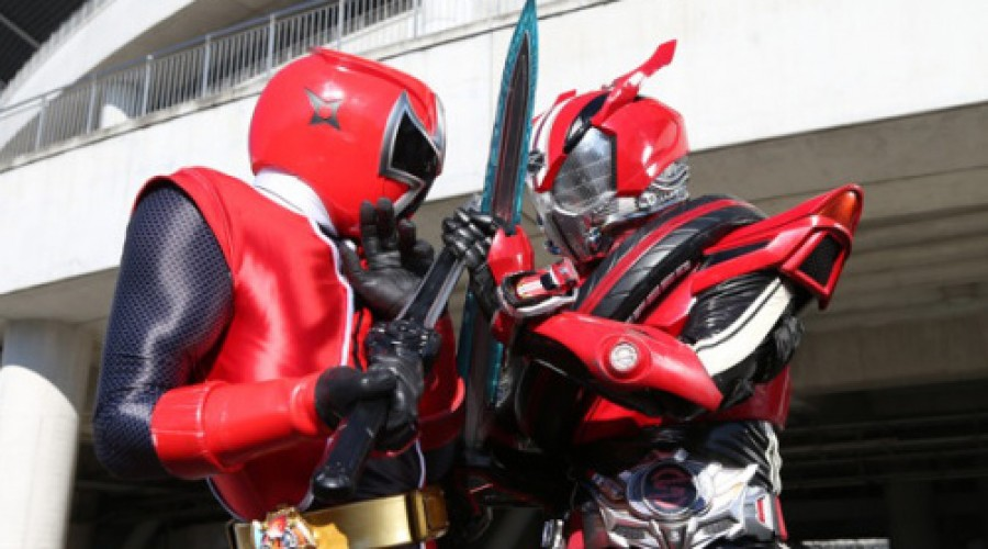 Next Time On Ninninger and Drive: Spring Break Combination 1 Hour Special