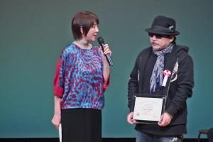 VIDEO: GARO & Stunt Actor Niibori Kazuo Wins Awards At Japan Action Awards 2015