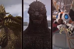 Godzilla PS4 E3 Trailer