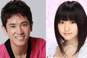 Kazuhiko Nishimura and Aoi Yuuki Cast in Kamen Rider Ghost
