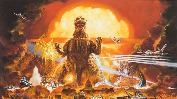 Godzilla Artist Noriyoshi Ohrai Passes Away