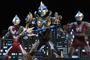 Ultraman X Movie Trailers Released