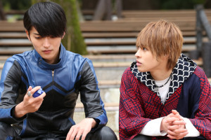 Next Time on Kamen Rider Ghost: Episode 15