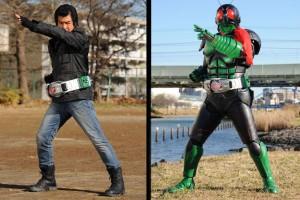 "Hiroshi Fujioka Reprises Role in Upcoming ""Kamen Rider 1"" Movie"