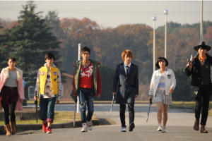 Next Time on Shuriken Sentai Ninninger: Shinobi 46