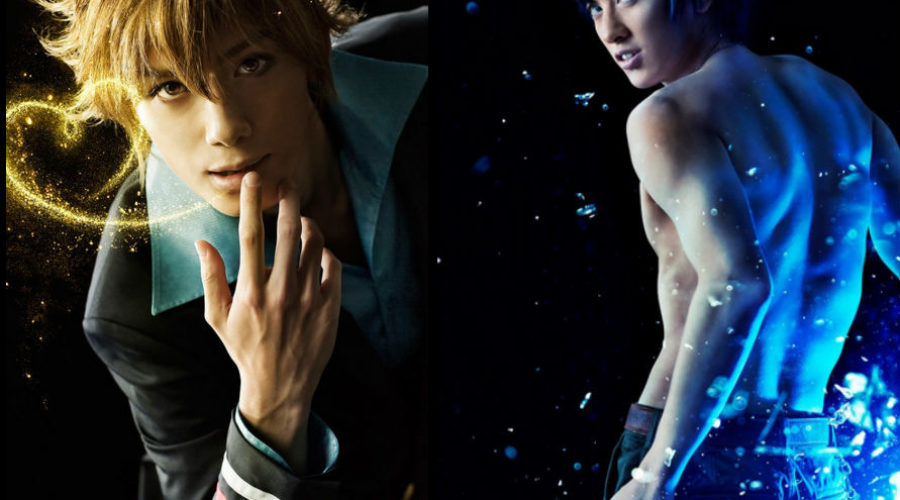 """Atsushi Shiramata from """"Gaim"""" & Kento Ono from """"Goseiger"""" Cast in Upcoming """"Fairy Tail"""" Stage Play"""
