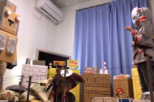 Director Kiyotaka Taguchi Teaches Kids How To Make a Kaiju Movie