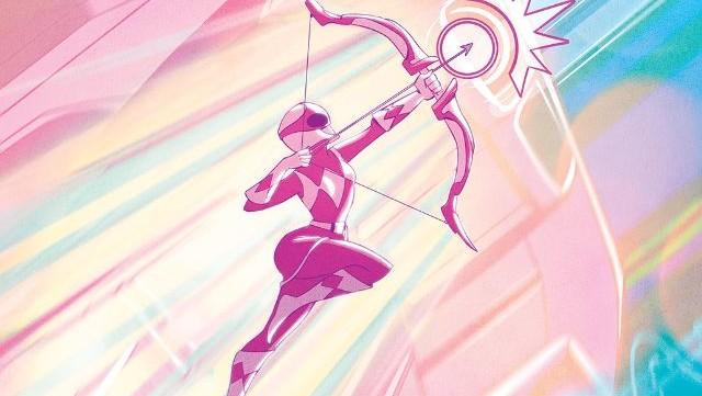 TokuNet Comics Corner: MMPR Pink #1 Review Roundtable