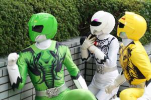 Next Time on Dobutsu Sentai Zyuohger: Episode 15