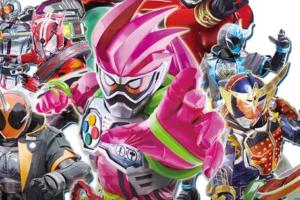 All Kamen Rider Revolution 3DS Game Announced
