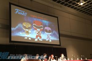 Power Morphicon Bandai Panel Reveals Future for the Power Rangers Brand