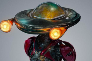 Power Rangers Movie Alpha 5 Design Revealed