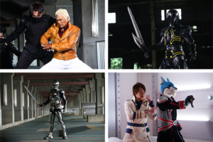 More Cast Details for Gavan / Dekaranger Space Squad Project