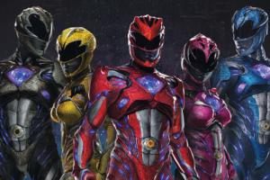 BOOM! Studios Announces 2017 Power Rangers Movie Graphic Novel