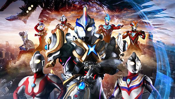 Ultraman X And Ultraman Ginga S Movie English Dub Cast