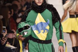 UK Fashion Designer Bobby Abley Releases Power Rangers Themed Menswear