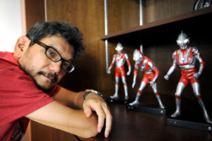 Hideaki Anno to Hold Tokusatsu History Panel