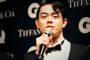 Masaki Suda Wins GQ Men of The Year Award