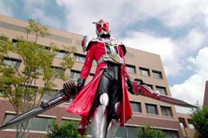 TV JAPAN to Air Kamen Rider Wizard