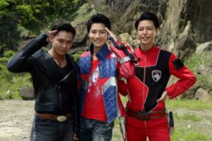 Uchu Sentai Kyuranger to Have a Space Squad Tie-In Episode in June