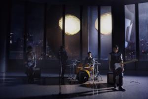 Ultraman Neos Battles Baltan in Music Video