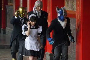 Next Time on Uchu Sentai Kyuranger: Episode 14