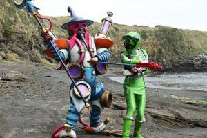 Next Time on Uchu Sentai Kyuranger: Episode 15