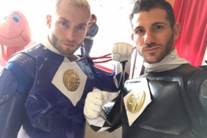 Cosplayer Feature: Workout Buddy Cosplay