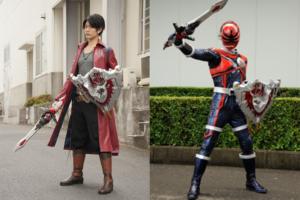Uchu Sentai Kyuranger: Ho-Oh Soldier Actor Revealed