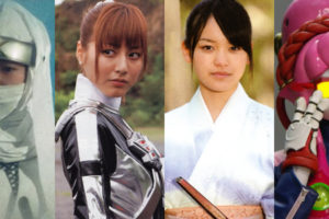 Women of Tokusatsu Part 2: Modern Super Sentai