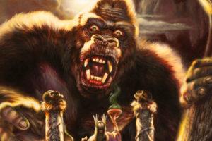 BOOM! Studios Announces Kong: Gods of Skull Island