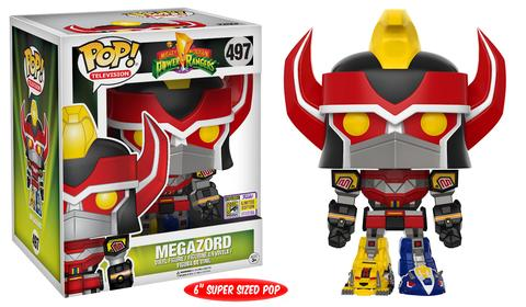 MMPR Megazord Funko POP