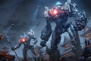 Pacific Rim: Uprising Panel and Trailer Reveal Today at NYCC